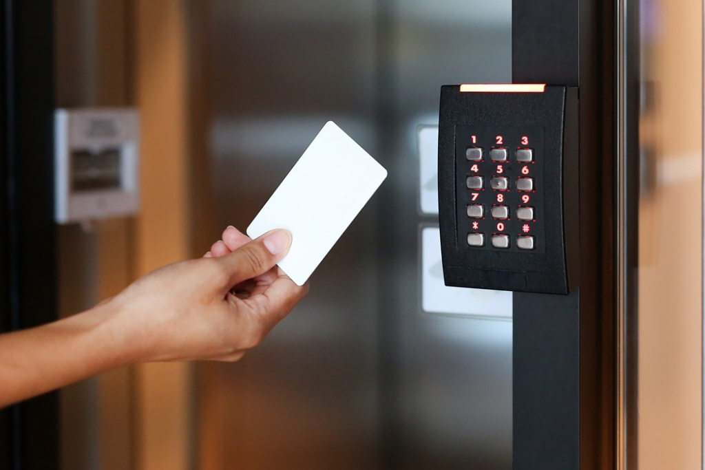Access control system and its benefits